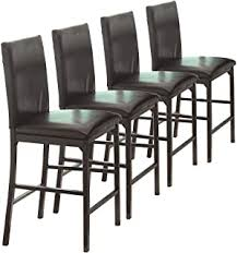 Set of 4 - Chairs / Kitchen & Dining Room Furniture ... - Amazon.com