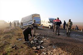 Şanlıurfa'da öğrenci servisi ile otobüs çarpıştı