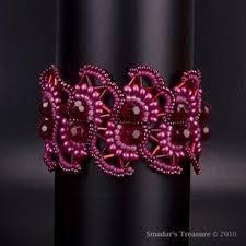 Free <b>Seed Bead Necklace</b> Patterns | Узоры для <b>браслетов</b> из бисера