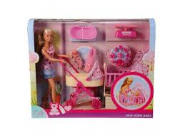 Купить набор игровой для игры на улице <b>Simba Кукла Штеффи</b> с ...