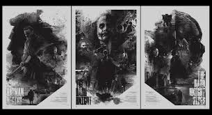 the dark knight krzysztof domaradzki the dark knight trilogy prints
