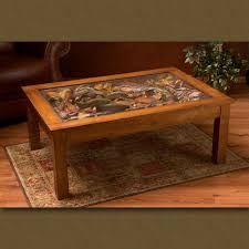 room vintage chest coffee table: william herrick trout stream coffee table new fish table ebay