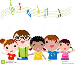 Image result for free clipart children singing