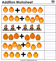 Halloween Addition Worksheets | Mreichert Kids WorksheetsHalloween Addition Worksheets #5