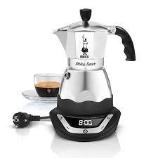 Электрическая гейзерная <b>кофеварка Bialetti MOKA TIMER</b> на 3 ...