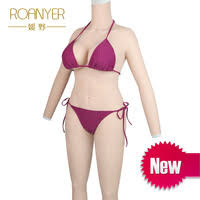 <b>Roanyer silicone</b> large fake Boobs G Cup for <b>transgender</b> shemale ...