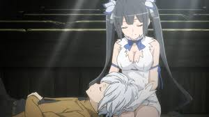 Is It Wrong to Try to Pick Up <b>Girls in a Dungeon</b>? | Netflix