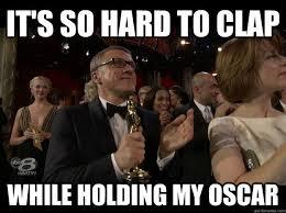 Academy Awards on Pinterest | Jean Dujardin, Oscars and Marion ... via Relatably.com