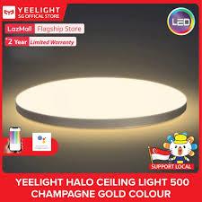 <b>Yeelight</b> Halo LED Ceiling Light <b>YLXD50YL 470mm 50W</b> ...