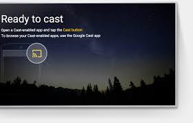 <b>Chromecast</b> built-in