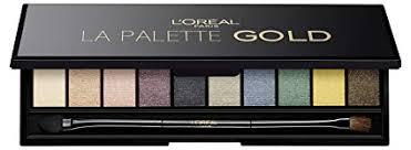 <b>L'OREAL Loreal</b> La Eye Palette <b>Color Riche</b> Gold: Amazon.co.uk ...