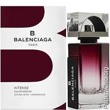 <b>Balenciaga B</b>. <b>Balenciaga Intense</b> - описание аромата, отзывы и ...