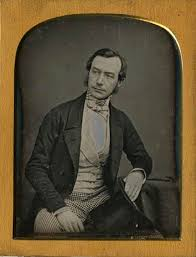Daguerreotype portrait of <b>John Romeyn Brodhead -The</b> 19th ...