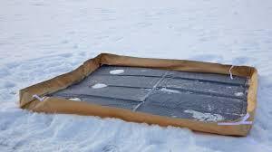 Универсальный теплый <b>пол для палатки</b> Нельма 3 куб Люкс Митек