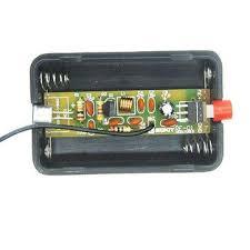 10Pcs <b>RF</b>-<b>01 DIY Wireless</b> Microphone Parts 5mA 70MHz FM ...