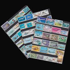 Plane Aircraft Jet , <b>100 Pieces / Lot</b> No repeat , Unused Postage ...