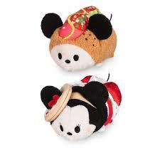 Mickey and Minnie Mouse ''Tsum Tsum'' Plush Chicago <b>Set</b> - <b>Mini</b> 3 ...