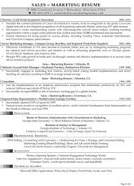 resume samples for s and marketing jobs digital