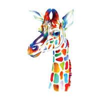 <b>Giraffe Animal Stickers</b> UK