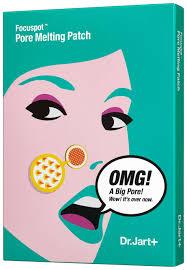 Купить патчи для очищения кожи Dr.Jart+ Focuspot Pore Melting ...