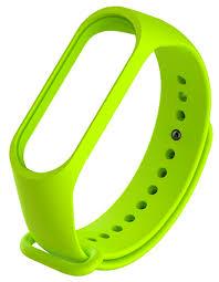 Сменный <b>ремешок</b> MI Band 3/4 green <b>Zibelino</b> купить по выгодной ...