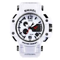 <b>SMAEL Men's</b> Multifunction Outdoor Sports Watch Date Display ...