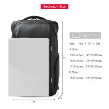 <b>Laptop Backpack</b> External USB Charge Computer Backpacks <b>Anti</b> ...