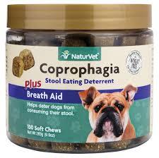 NaturVet <b>Coprophagia Stool Eating Deterrent</b> Chews - Pandosy Vet ...