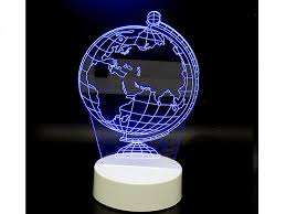 <b>3D лампа Veila 3D</b> Глобус 1050 она способна исправно вам ...