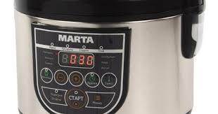 <b>Мультиварка MARTA MT-4324 NS</b> - описание, отзывы, фото ...