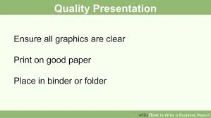 How to Write a Business Report  with Pictures    wikiHow wikiHow Image titled Write a Business Report Step