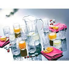 <b>Набор питьевой</b> БРАЙТОН, 13 предметов <b>Luminarc</b>