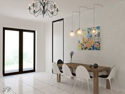 dining room wall decorating ideas: space room wall decor home design ideas small planning rooms designs contemporary delightful white dining room