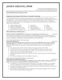 human resources resume x    seangarrette cohuman resources executive resume sample recruiter   human resources resume