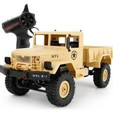 <b>Радиоуправляемый краулер WPL</b> Military Truck 4WD RTR ...