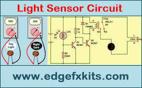 daylight switch circuit diagram daylight image simple light sensor circuit and working operation on daylight switch circuit diagram