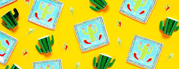 <b>Mexican Fiesta Party Supplies</b> -   Party Delights