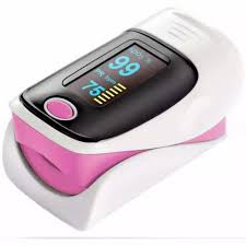 <b>Digital Finger Oximeter</b>, OLED <b>Pulse Oximeter</b> Display SPO2 PR ...