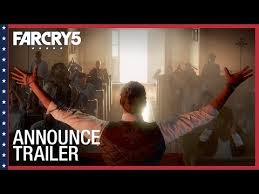 <b>Far Cry</b> 5: Official Announce Trailer | Ubisoft [NA] - YouTube