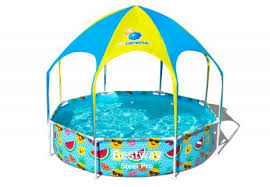 Каркасный <b>бассейн BestWay</b> 56432 <b>Splash</b>-In-<b>Shade</b> Play Pool ...