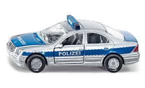 Полицейская <b>машина Mercedes Benz E</b>-Klasse <b>SIKU</b> ― Мир ...