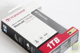 Обзор внешнего <b>жёсткого диска Transcend StoreJet</b> 25C3 ...