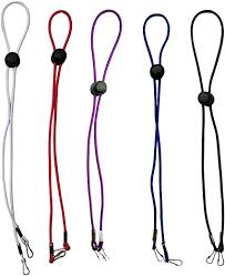 5Pcs Adjustable Length <b>Face Masks</b> Lanyard - Masks Chain <b>Holder</b>