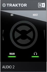 <b>Native Instruments</b> Traktor Audio 2 Mk2 USB <b>аудио интерфейс</b>