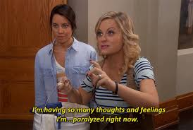 Image result for Parks and rec Leslie Knope