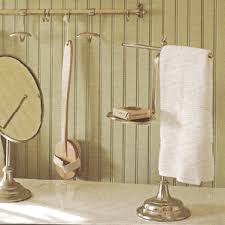 guest bathroom towels: placement of a guest hand towel