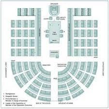 House Of Representatives Floor Plan   VAlineHouse of Representatives Seating Plan