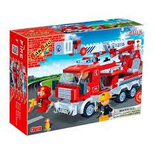 <b>Конструктор BanBao Пожарные</b> 8313 Fire Truck — купить по ...