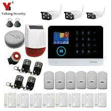 Aliexpress.com : Buy <b>YoBang Security Wireless WIFI</b> GSM GPRS ...