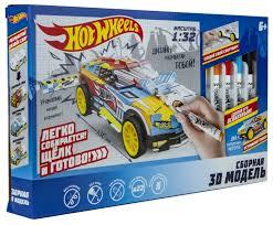 <b>Сборная модель</b> 1 TOY <b>Hot</b> wheels Т16459 1:32 купить по цене ...